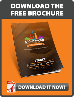 Download DigiMarCon Australia 2021 Brochure