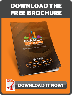 Download DigiMarCon Australia 2021 Brochure